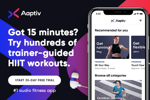 Aaptive workouts