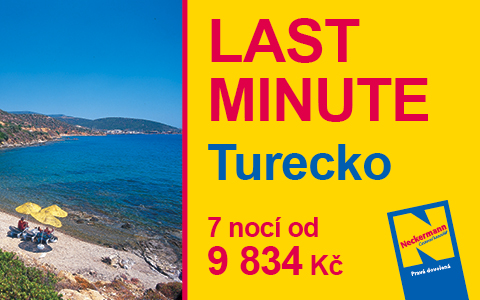 Turecko od Ck Neckermann za super cenu na Léto 2013 již teď!