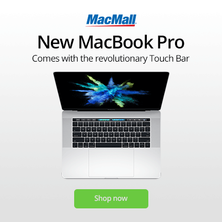 New Macbook Pro at MacMall.com