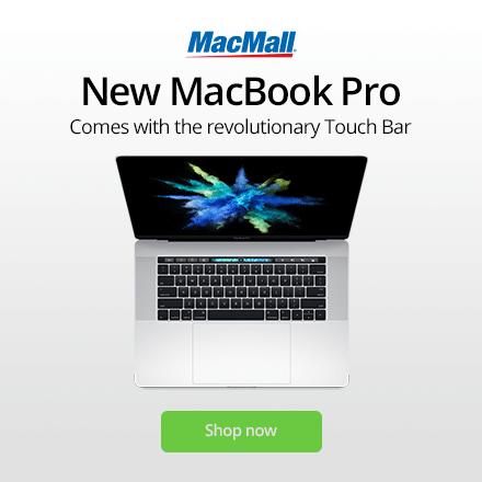 New Macbook Pro at MacMall.com