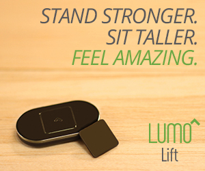 Lumo Lift: Stand Strong. Sit Tall. Feel Amazing.