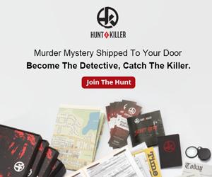 Hunt A Killer banner