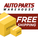 Auto Parts Warehouse: Free Shipping