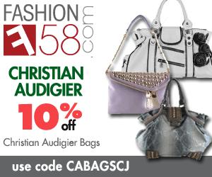 Save 10% on Christian Audigier Bags