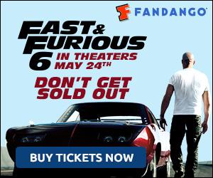Fast & Furious 6 300x250