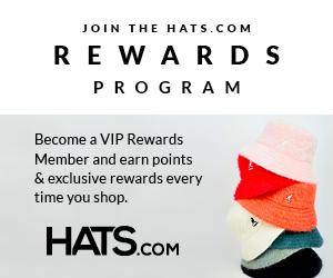 Hats.com Rewards Program