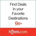 Hotels.com - Summer Deals in Top Cities