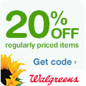 Get 20% OFF Sitewide on Reg.-Priced Items