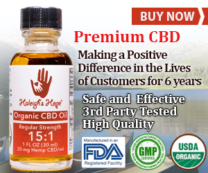 Premium CBD. Shop All Haleigh's Hope Products