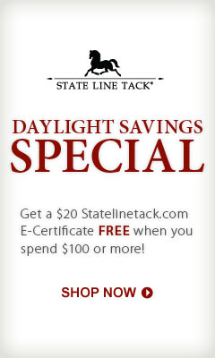 Receive a FREE $20 SLT e-gift certificate!