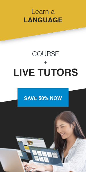 Rosetta Stone UK 50% Off Tutor