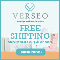Verseo.com Free Shipping