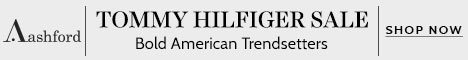 Ashford Promotion Code - Up to 75% Off Tommy HilfigerWatches