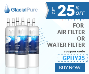 Air Filter or Water Filter offer