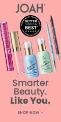 JOAH Beauty Brand Banner