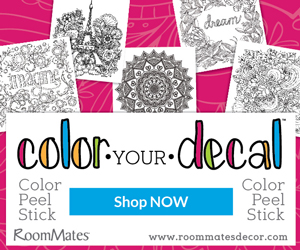 Shop Color Your Decals