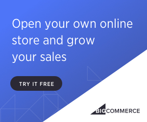 Open your own Online Store and Grow Your Sales! Try it Free Now!