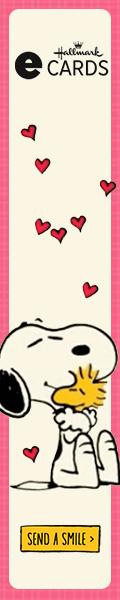 Snoopy 120x600