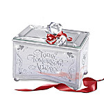 Thomas Kinkade Animated Crystal Tabletop Christmas