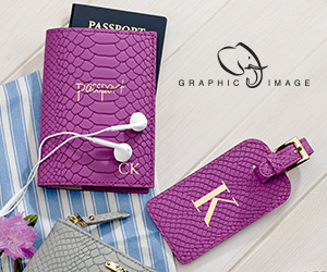 Graphic Image Leather