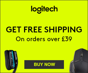 Logitech UK coupons