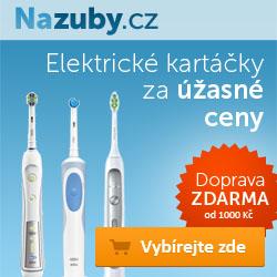 Nazuby.cz - elektrické kartáčky