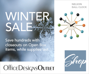 Winter Outlet Sale - save hundreds with closeouts on Open Box items, while supplies last!