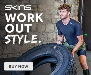 Men's SKINS Sportswear Style