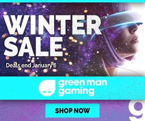 Shop the Winter Sale at Green Man Gaming