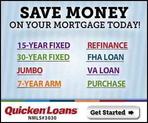30 yr Fixed $200k loan for $1,050/mo.