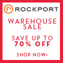 Shop the Warehouse Sale at Rockport.com!