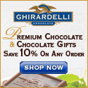15% Off Purchase From Ghirardelli Chocolate