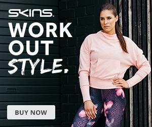 Women's SKINS Sportswear Style