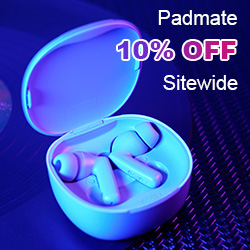 Padmate 10% Off Sitewide
