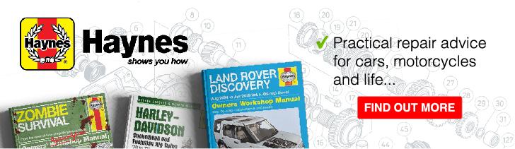 Haynes Auto Repair Manuals