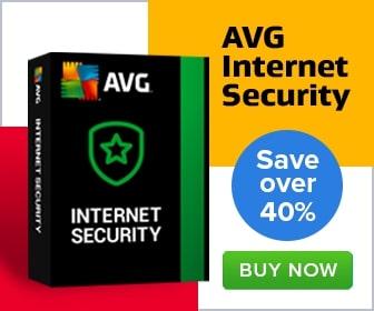 AVG Internet Security 50% Off