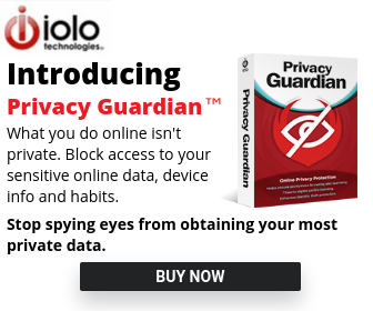 """Block access to your sensitive online data, device info and browsing habits with Privacy Guardianâ""""¢"""