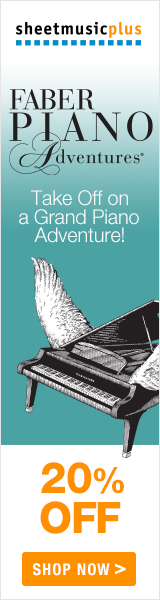Faber Piano Adventures - 20% off