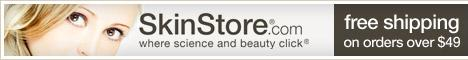 Free Shipping on Orders Over $49 from Skinstore.com