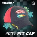 NASCAR 2005 Pit Caps