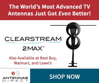 Outdoor TV Antennas