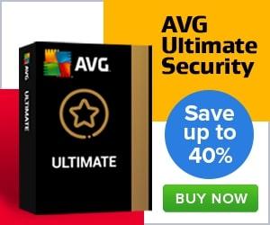 AVG Ultimate 50% Off