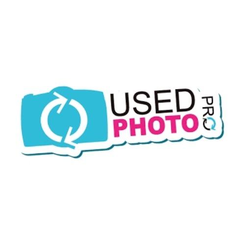 UsedPhotoPro Logo - 500x500
