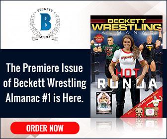 Wrestling Almanac #1