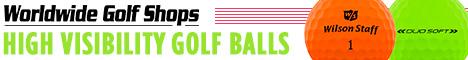 High Visibility Golf Balls