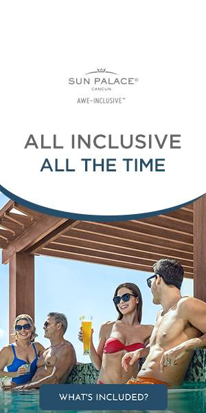 Treat your valentine. 6th night free to enjoy all-inclusive luxury at Le Blanc Spa Resort.