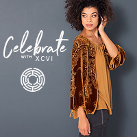 Celebrate with XCVI's Holiday Collection