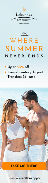 Warm up your winter. Stop Dreaming, Start Planning. Up to 25% off all-inclusive luxury at Le Blanc L