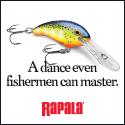 Rapala Dance 125x125