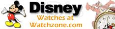 Disney Watches at Watchzone.com